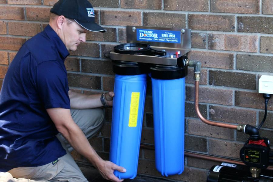 Aquasana Rhino filter system